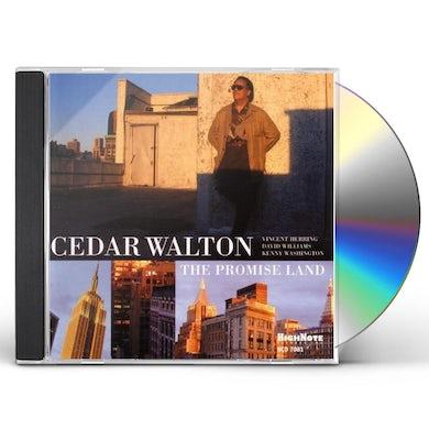 Cedar Walton PROMISE LAND CD