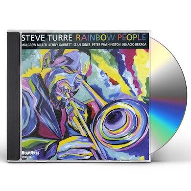Steve Turre RAINBOW PEOPLE CD