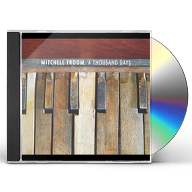 Mitchell Froom THOUSAND DAYS CD