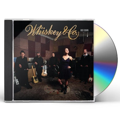 Whiskey & Co RUST COLORS CD