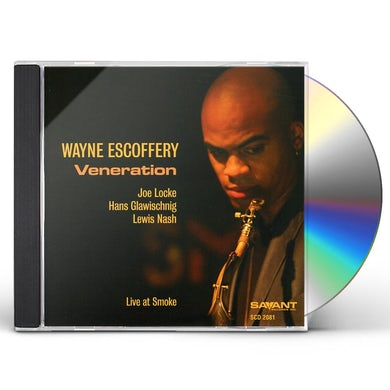 Wayne Escoffery VENERATION CD