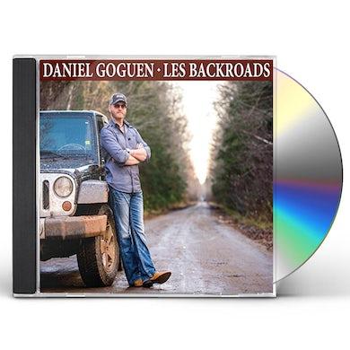 Daniel Goguen LES BACKROADS CD