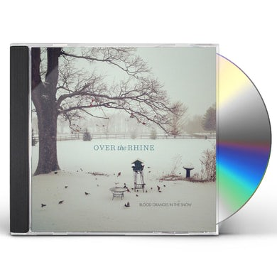 Over The Rhine BLOOD ORANGES IN THE SNOW CD