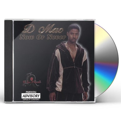 D Mac NOW OR NEVER CD