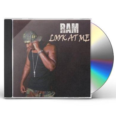 Ram LOOK AT ME CD