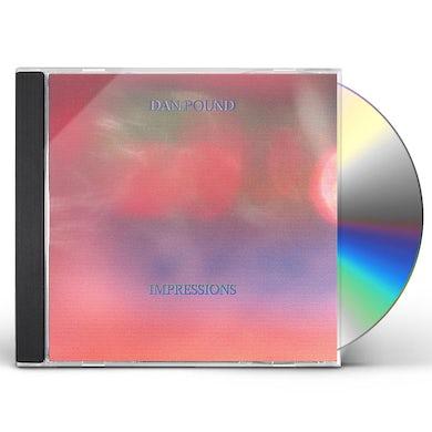 Dan Pound IMPRESSIONS CD