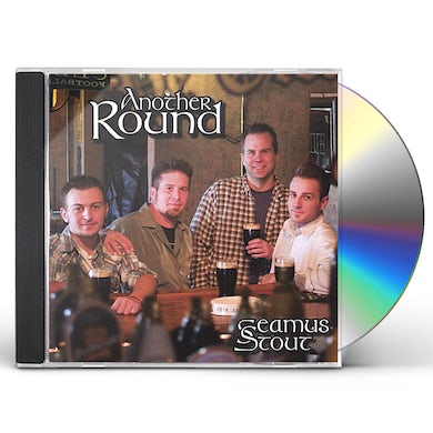 Seamus Stout ANOTHER ROUND CD