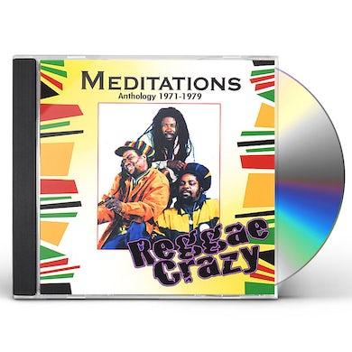 Meditations REGGAE CRAZY CD
