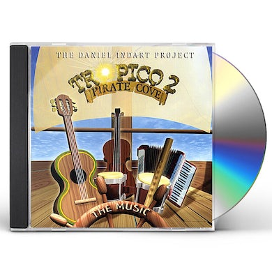 Daniel Indart TROPICO 2: PIRATE COVE CD
