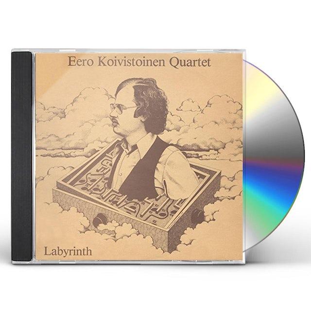 Eero Koivistoinen Quartet LABYRINTH CD