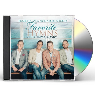 Ernie Haase & Signature Sound FAVORITE HYMNS OF FANNY CROSBY CD