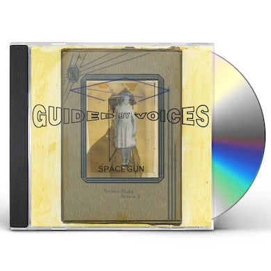 Guided By Voices SPACE GUN CD