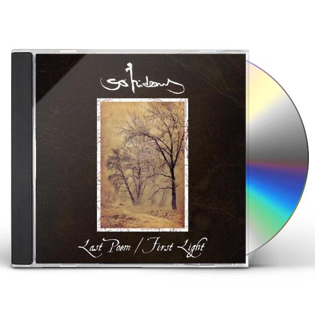 So Hideous LAST POEM / FIRST LIGHT CD