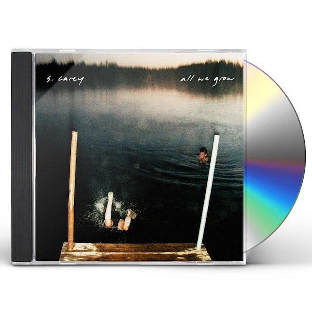 S Carey ALL WE GROW CD