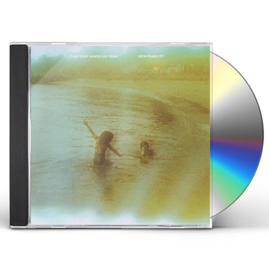 Clap Your Hands Say Yeah NEW FRAGILITY CD