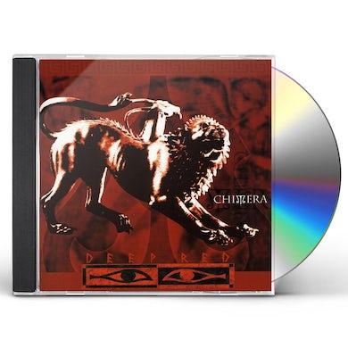 Deep Red CHIMERA CD