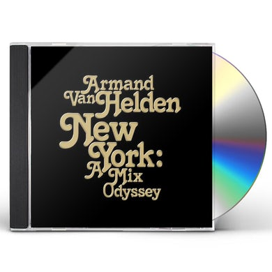 Armand Van Helden NEW YORK: A MIX ODYSSEY CD