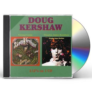 Doug Kershaw SWAMP GRASS / DOUGLAS JAMES KERSHAW CD
