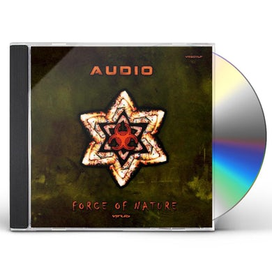 Audio FORCE OF NATURE CD