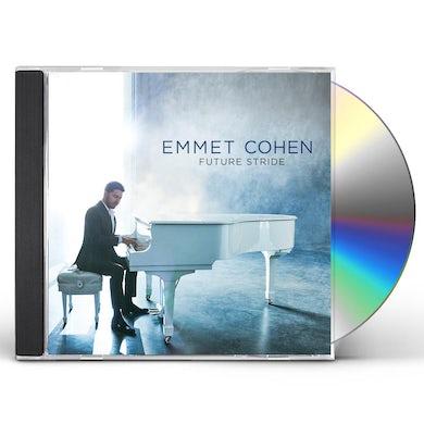 Emmet Cohen FUTURE STRIDE CD