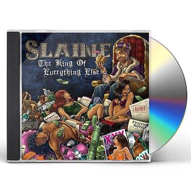 Slaine KING OF EVERYTHING ELSE CD