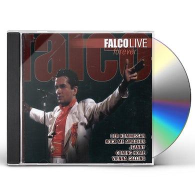 FALCO LIVE FOREVER CD
