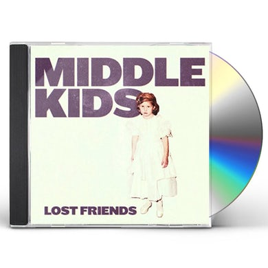 Middle Kids LOST FRIENDS CD