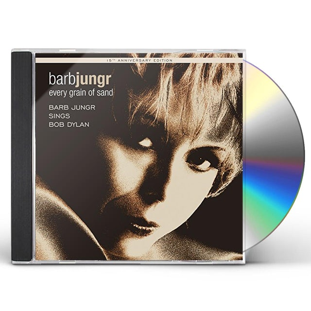Dylan / Jungr EVERY GRAIN OF SAND:15TH ANNIVERSARY EDITION CD