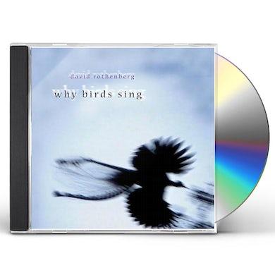 David Rothenberg WHY BIRDS CD