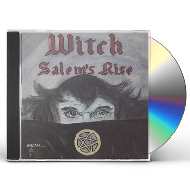 Witch SALEM'S RISE CD