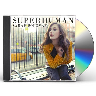 Sarah Solovay 'SUPERHUMAN' EP CD