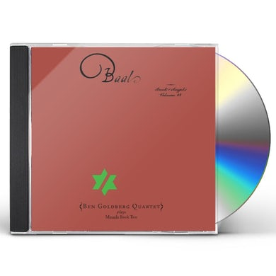 Ben Goldberg BAAL: THE BOOK OF ANGELS 15 CD