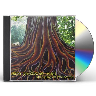 Seth Yacovone Band STANDING ON THE SOUND CD