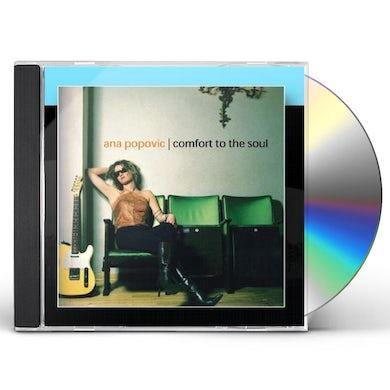 Ana Popovic COMFORT TO THE SOUL CD