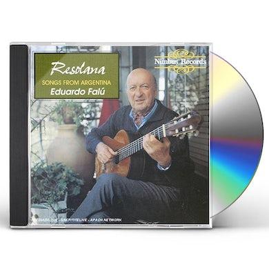 Eduardo Falu RESOLANA CD