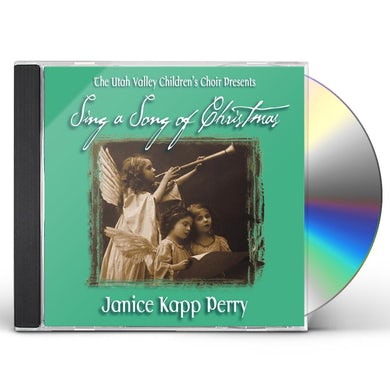 Janice Kapp Perry SING A SONG OF CHRISTMAS CD