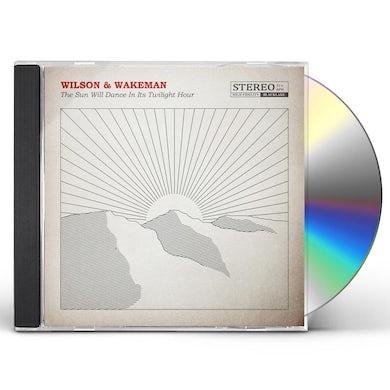 Damian Wilson / Adam Wakeman SUN WILL DANCE IN ITS TWILIGHT HOUR CD