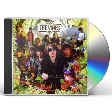 The Vines MELODIA CD