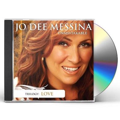 Jo Dee Messina UNMISTAKABLE LOVE CD