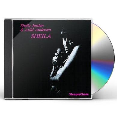 Sheila Jordan SHEILA CD