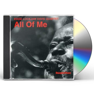 Eddie Lockjaw Davis ALL OF ME CD