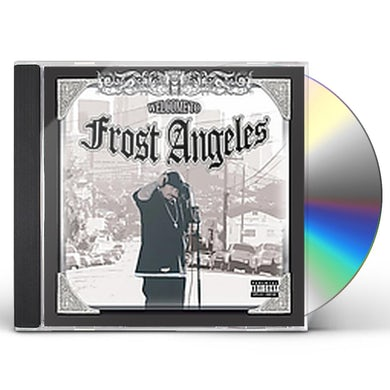 WELCOME TO FROST ANGELES CD
