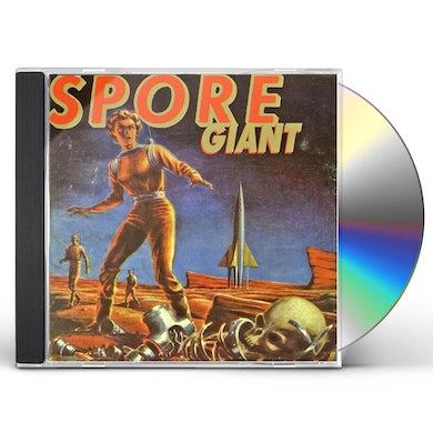 Spore GIANT CD