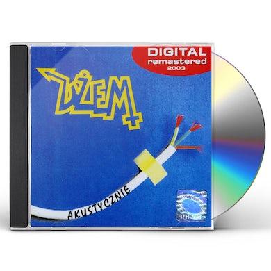 Dzem AKUSTYCZNIE CD