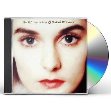 SO FAR: BEST OF SINEAD O'CONNOR CD