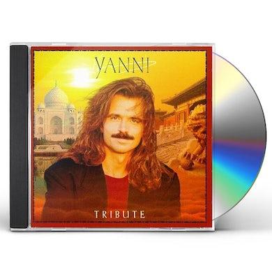 Yanni TRIBUTE CD