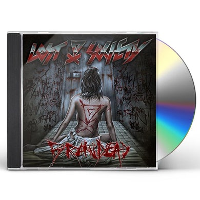 Lost Society BRAINDEAD CD