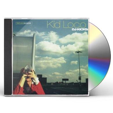 Kid Loco DJ KICKS CD