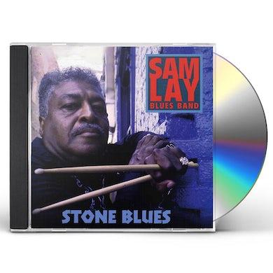 Sam Lay STONE BLUES CD