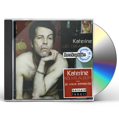 Philippe Katerine LES CREATURES CD